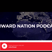 How to self publish a book? The self published and Amazon best selling author Julie Broad was interviewed by Stephen Woessner on Onward Nation Podcast.