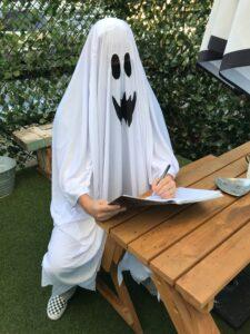 Ghostwriter halloween costume facharbeit englisch geschichte